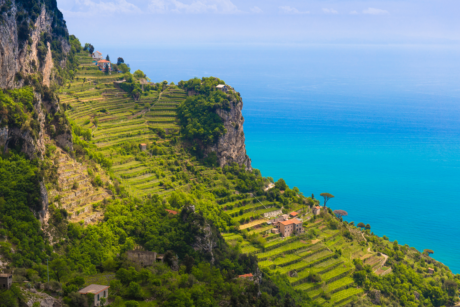 5 best walking holidays in Italy