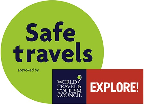 Safe travels logo
