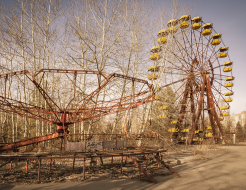 Chernobyl guided tours