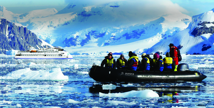 Single supplement offer on selected Arctic voyages