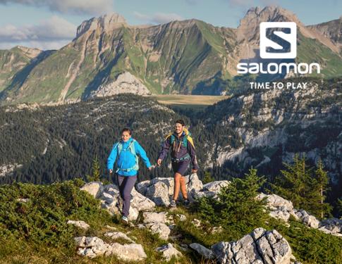 WIN Salomon gear worth £750
