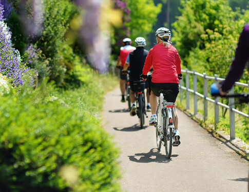 CYCLING IN EUROPE:<br>Take a stunning ride this summer