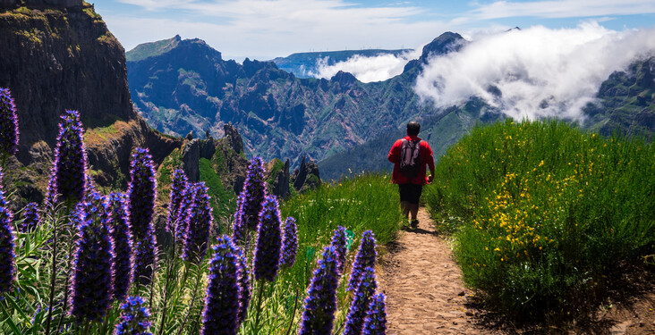 WALKING IN EUROPE:<br>Small group & Self-Guided Walking holidays
