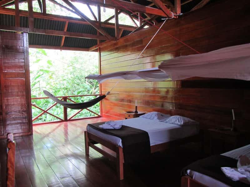 Explore's Lodge in the Peruvian Amazon - Explore