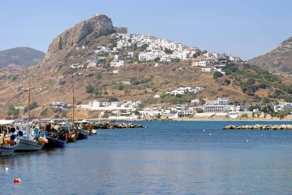top six walks Greece