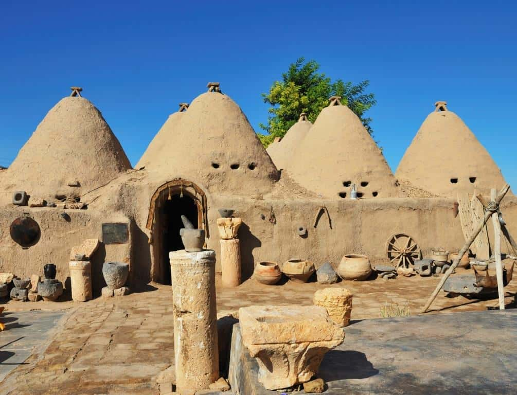turkey beehive houses