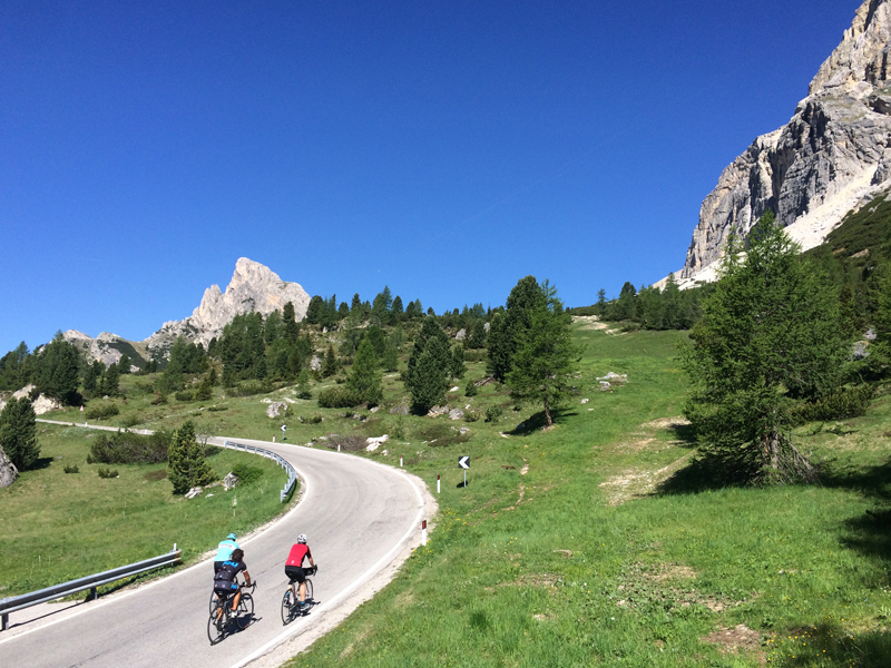 20 years of cycling dolomites