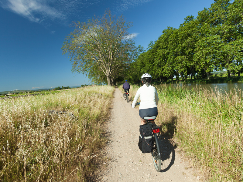 20 years of cycling canal du midi