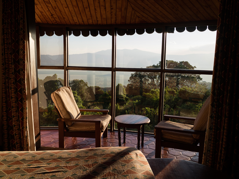 Tailormade South Africa Safari Ngorongoro Sopa Lodge