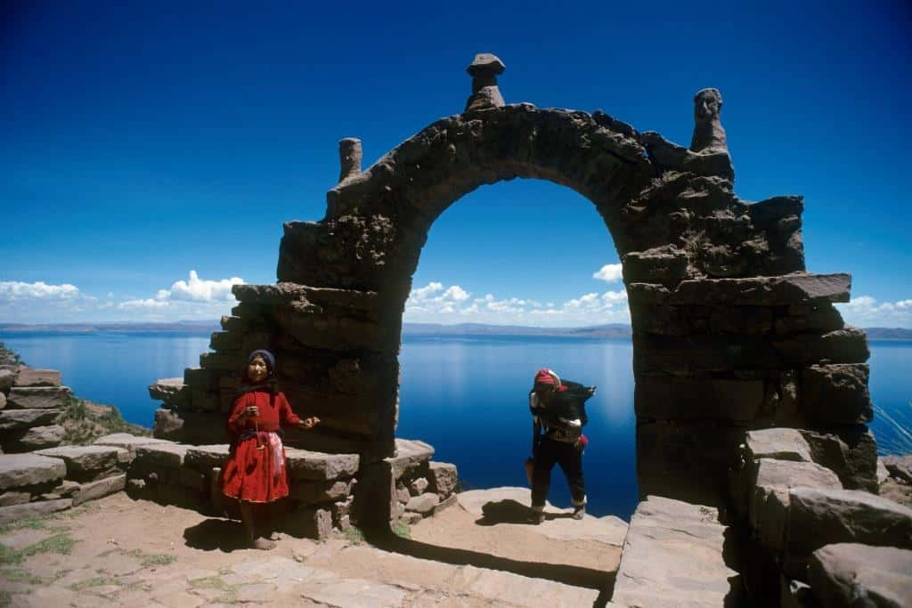 lake titicaca