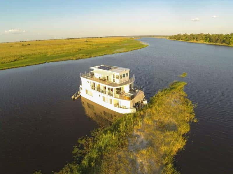 Chobe National Park Holidays & Tours