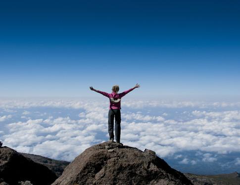 Sarah Jayne's experience climbing Kilimanjaro