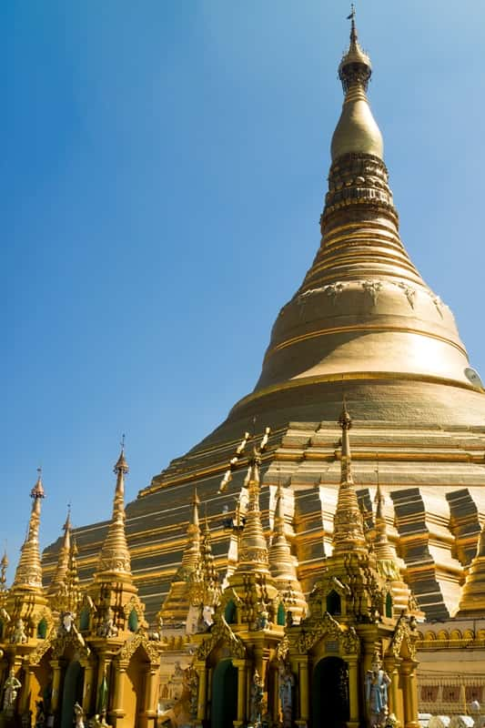 Holidays to Rangoon (Yangon)