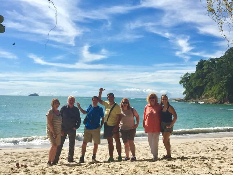 Holidays to Manuel Antonio National Park