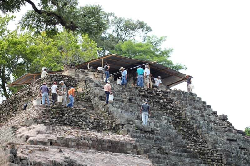 Holidays to Copan