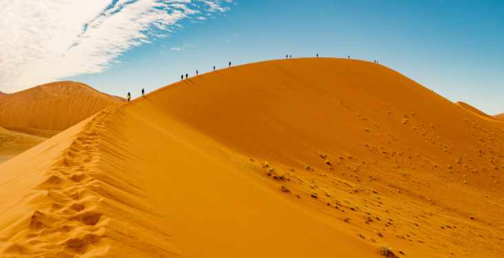 7 facts about Namibia