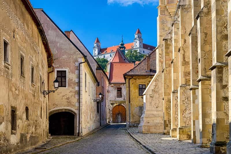 Holidays to Bratislava