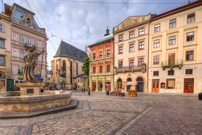 Lviv Holidays & Tours