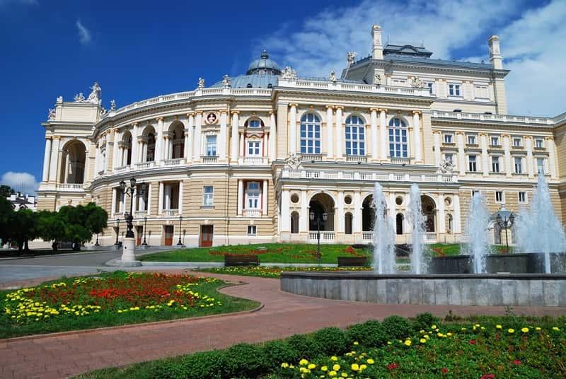 Odessa Trips