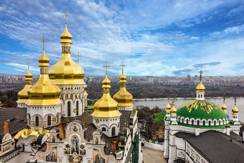 Ukraine Travel & Tours