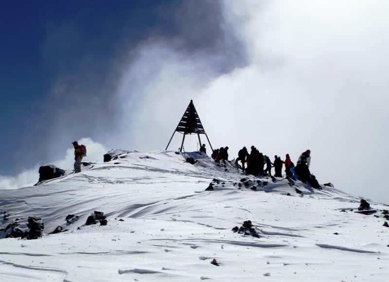 Trekking Mount Toubkal