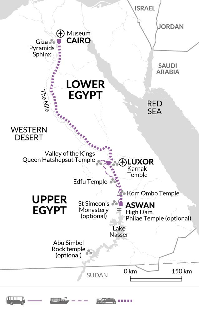 Classic Egypt with Nile Cruise   Holidays - Explore