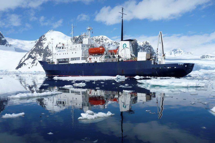 The M/V Polar Pioneer - Arthur Beer