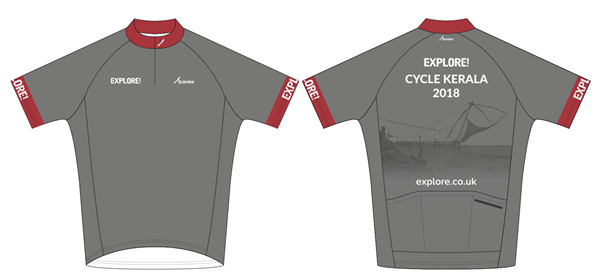 Cycle Kerala Jersey