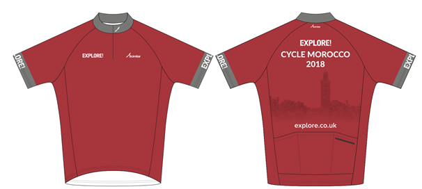 Cycle Morocco Jersey