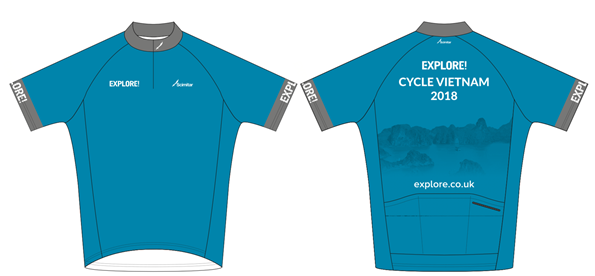 Cycle Vietnam Jersey