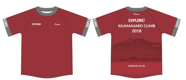 Kilimanjaro Climb 2018 top