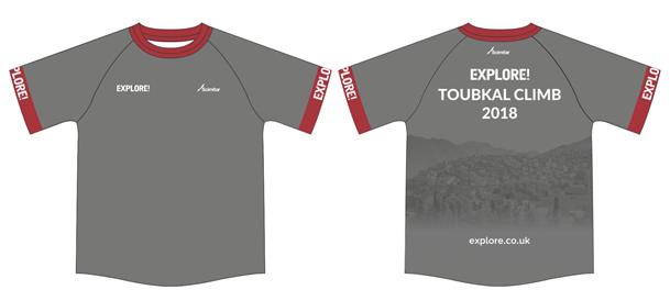 Toubkal Climb top