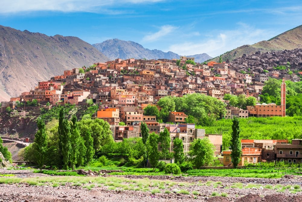 Aremd in the Atlas Mountains