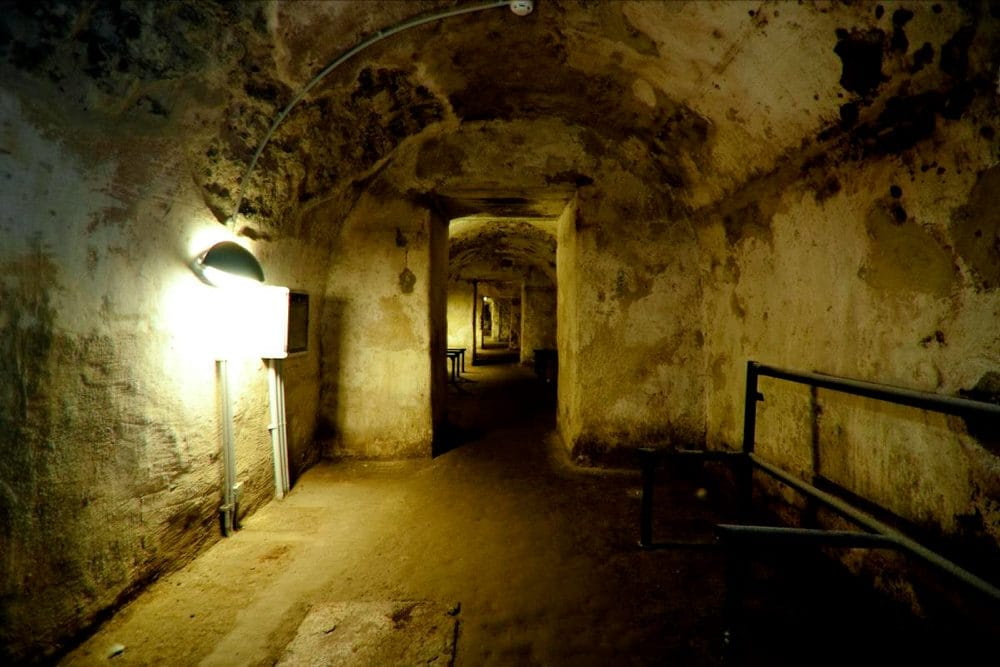 Exploring the Bastion Tunnels