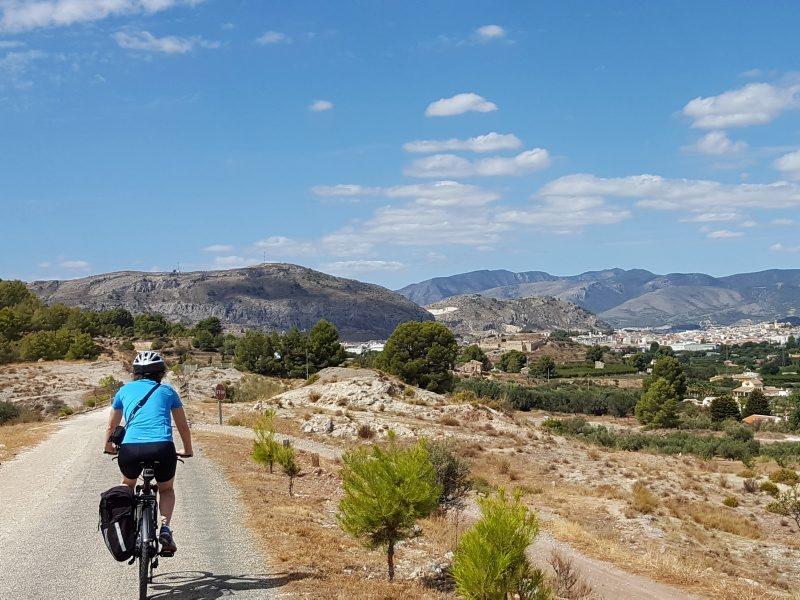 Via Verde greenway Cehegin