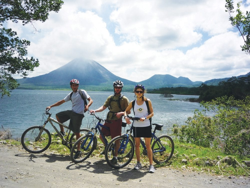 'Cycle Nicaragua to the Panama Canal'