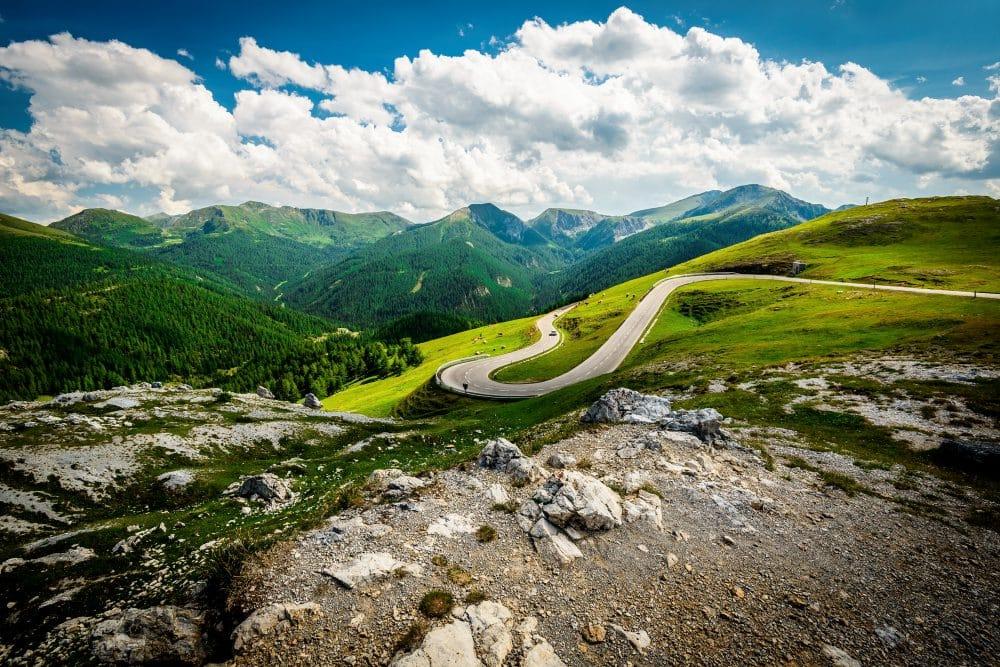 Alpina road