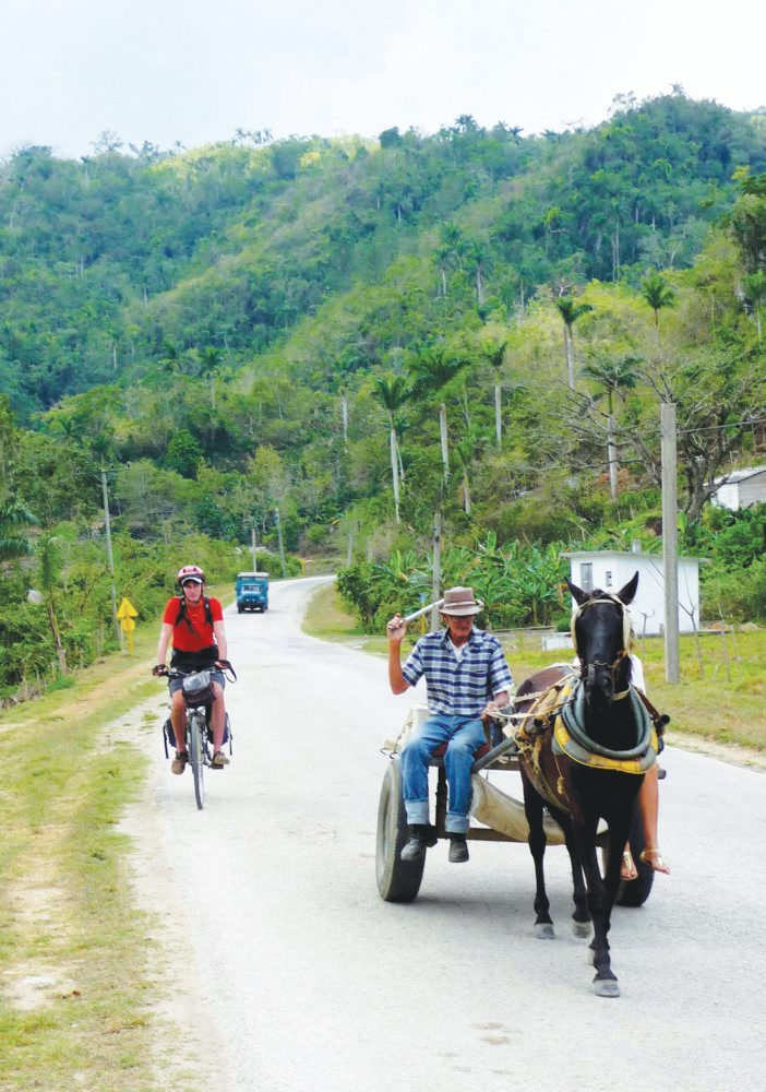 Discover Cuba's backroads