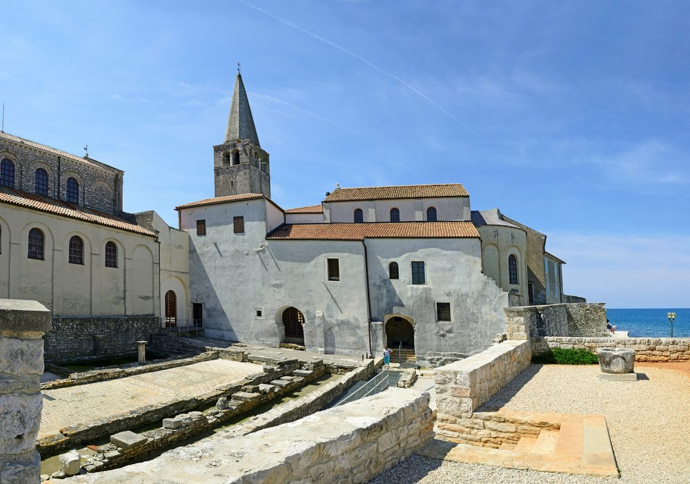 UNESCO Basilica of Euphrasian