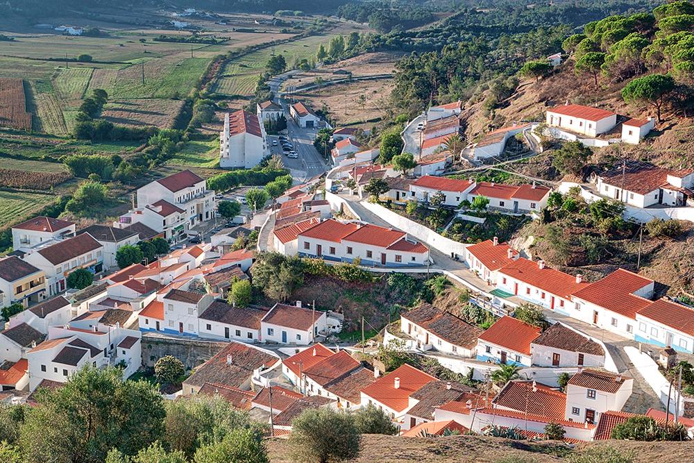 Aljezur village