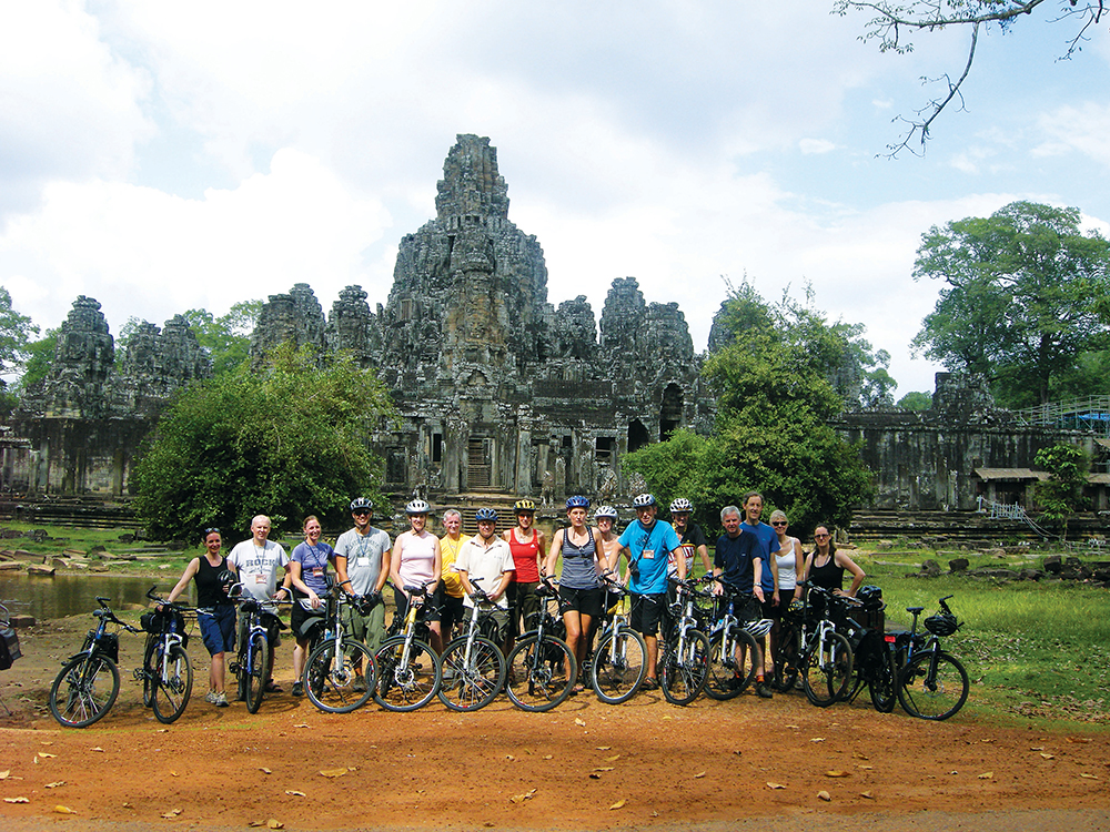 Group at Angkor