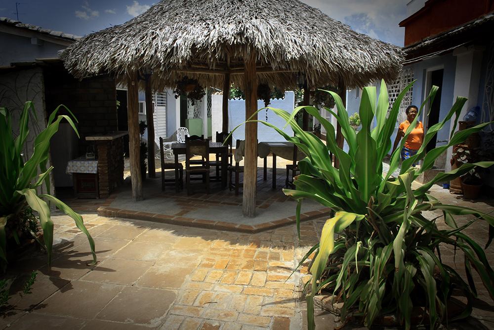 Casa Particular, Trinidad