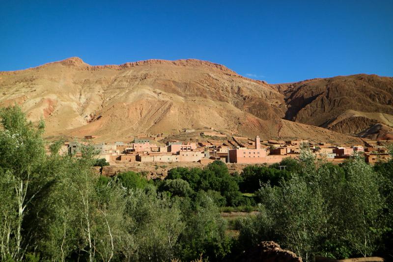 Draa Valley, Morocco