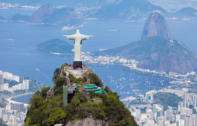 Christ the Redeemer, Corcovado Mountain