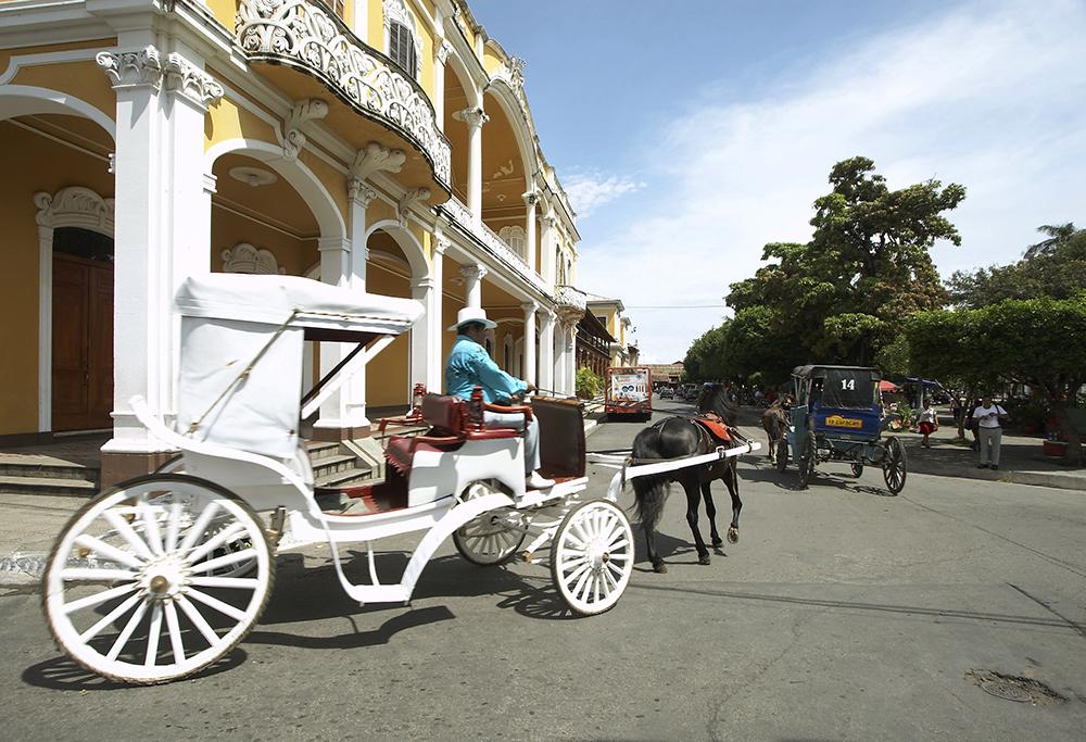 City tour of Granada