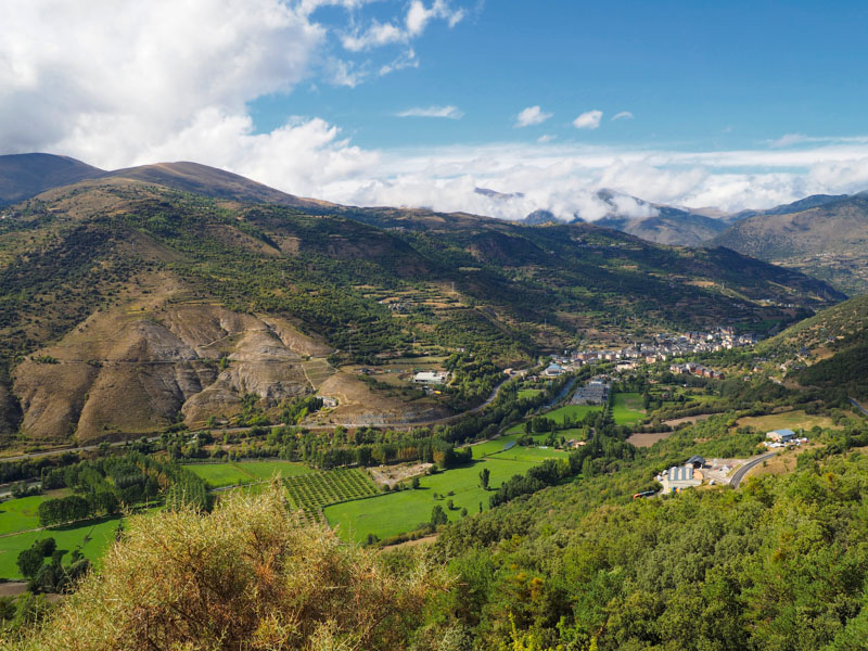Sort, adventure capital of the Spanish Pyrenees