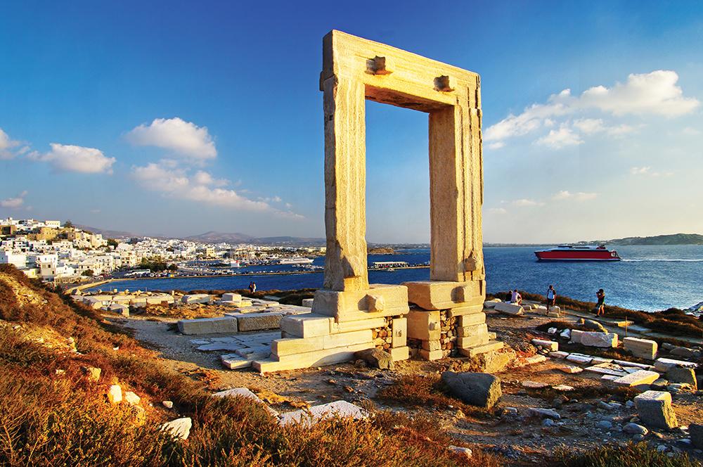 Portara Gate, Naxos