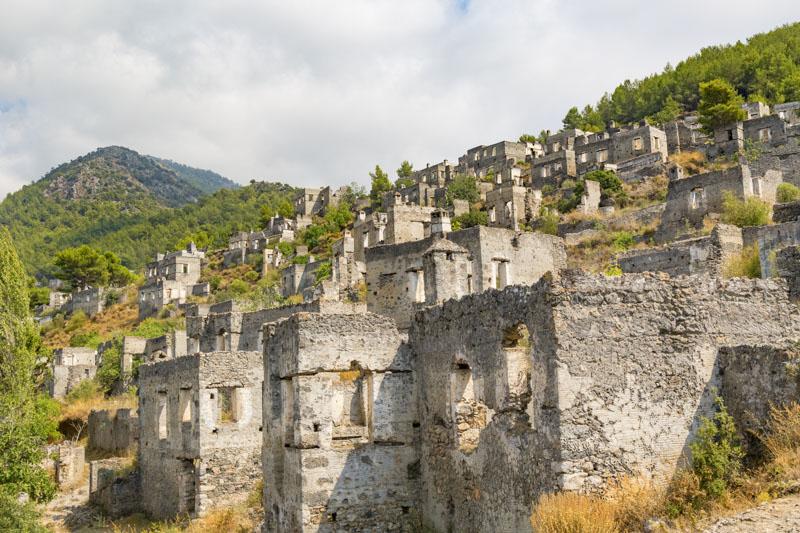Kayakoy abandoned village