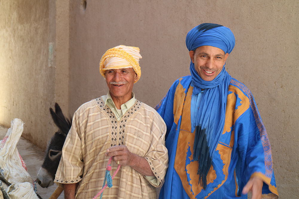 Moroccan smiles
