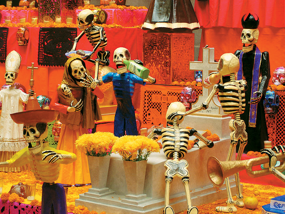 Day of the Dead Festival (Day of the Dead Festival departures only)